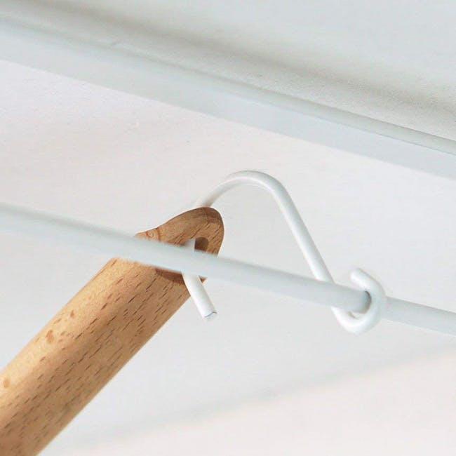 HEIAN Kitchen Hanging Hook Rack - 3