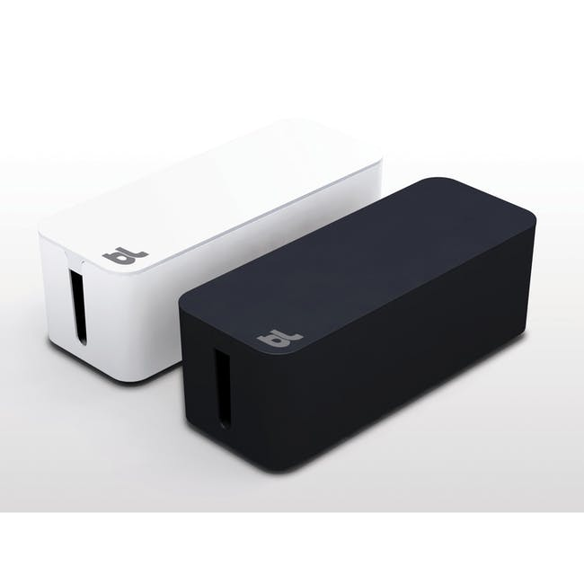 Bluelounge CableBox - White - 10