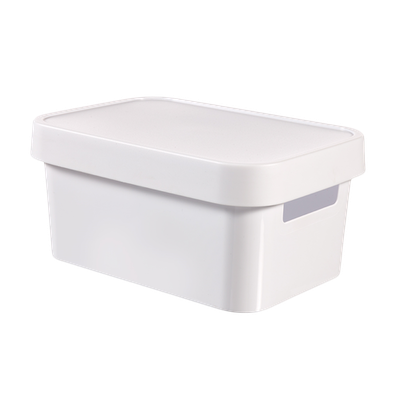 Inifinity Box + Lid - White - Image 1