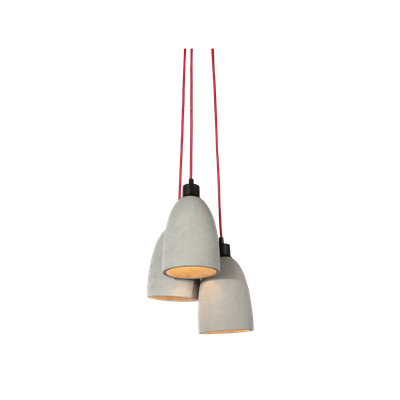 Cooper Pendant lamp (Set of 3) - Image 2