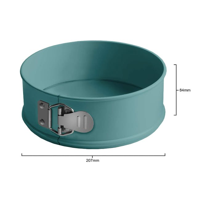 Jamie Oliver Atlantic Green Non-Stick Springform Tin (2 Sizes) - 3