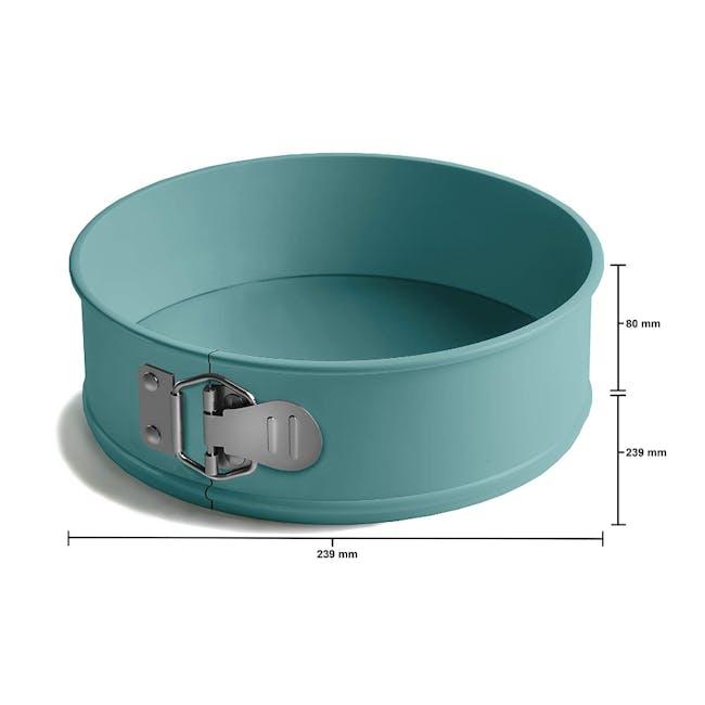 Jamie Oliver Atlantic Green Non-Stick Springform Tin (2 Sizes) - 4