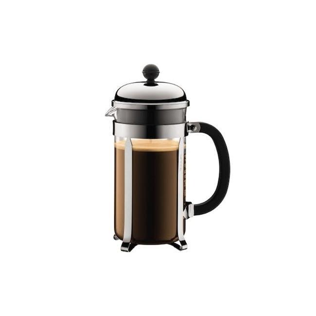 CHAMBORD 8 cup Coffeemaker 1L  - PC Beaker - 0