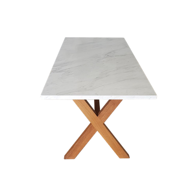 Xavier Marble Dining Table - Image 2