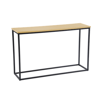 Brittany Console Table - Oak - Image 2