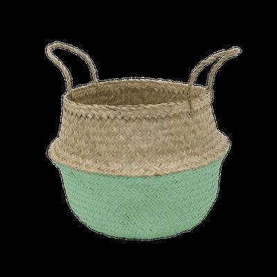 Serano Basket - Green - Image 1