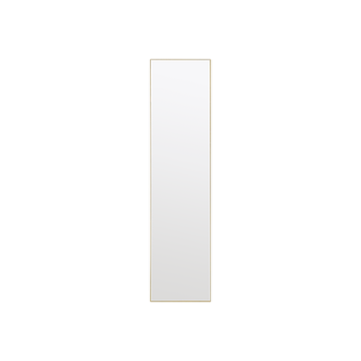 Zoey Standing Mirror 39 x 156 cm - Brass - Image 2