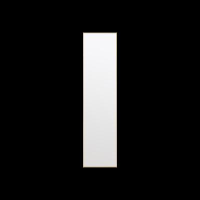 Zoey Standing Mirror 30 x 150 cm - Brass - Image 2