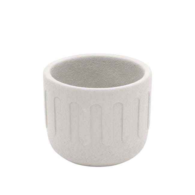 Drip Pot - White - 0