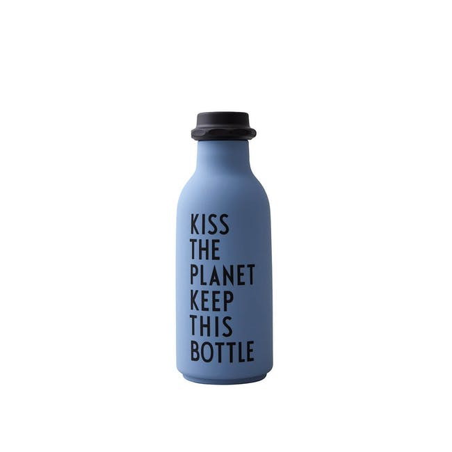 To Go Water Bottle Special Edition - Blue 500ml - 0