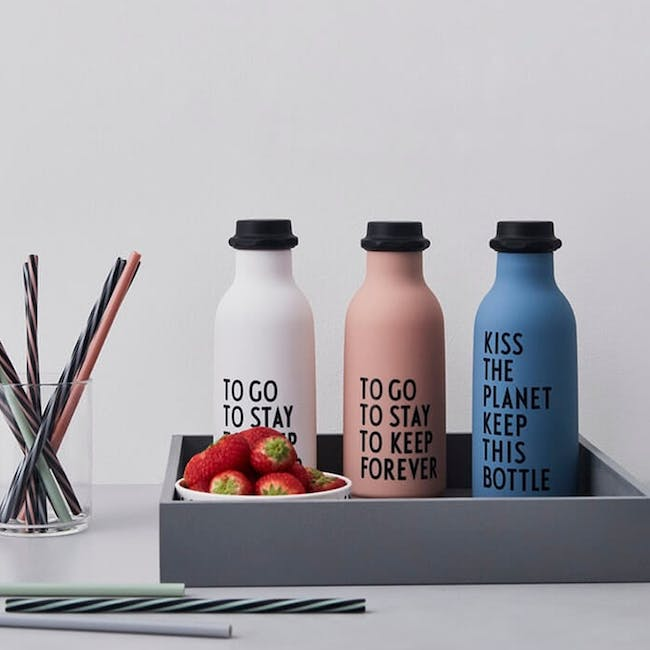 To Go Water Bottle Special Edition - Blue 500ml - 3