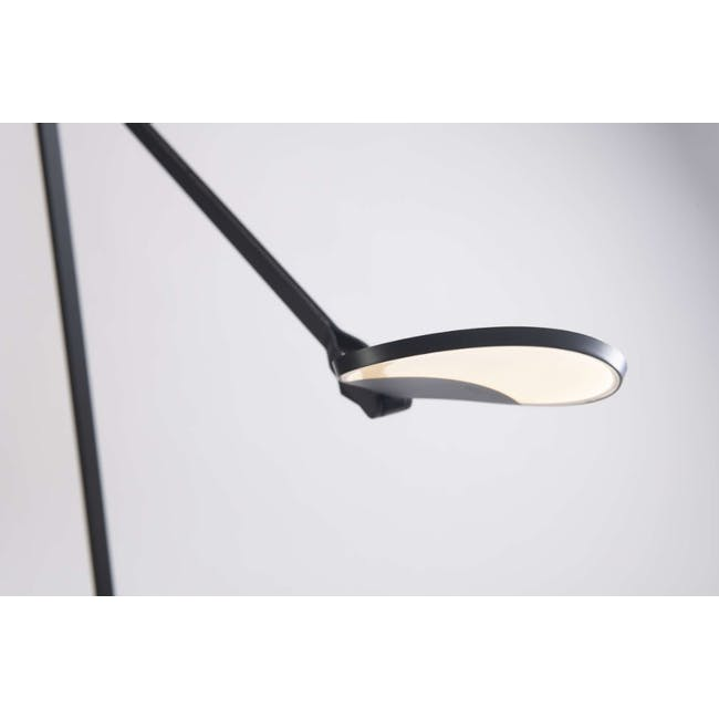 Koncept Splitty Floor Lamp - Soft Warm Black - 1