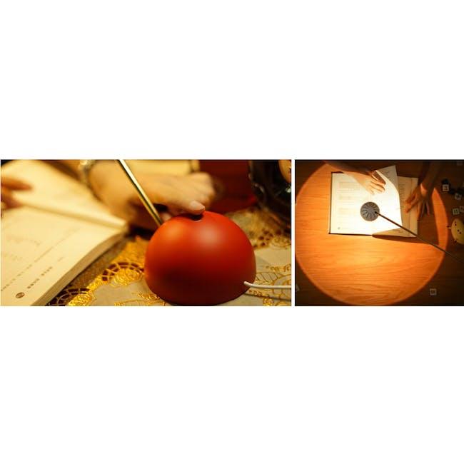 Focus  LED Study Lamp - Classic White - 5