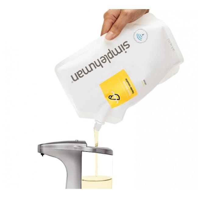 simplehuman Sensor Soap Pump with Caddy - 13oz - 1