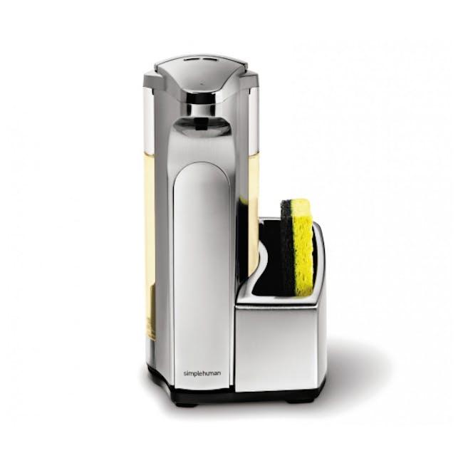 simplehuman Sensor Soap Pump with Caddy - 13oz - 3