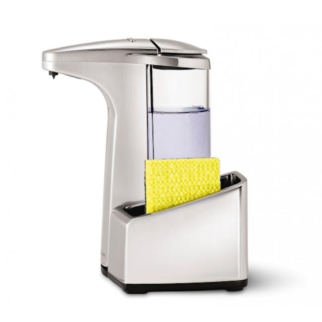simplehuman Sensor Soap Pump with Caddy - 13oz - 2