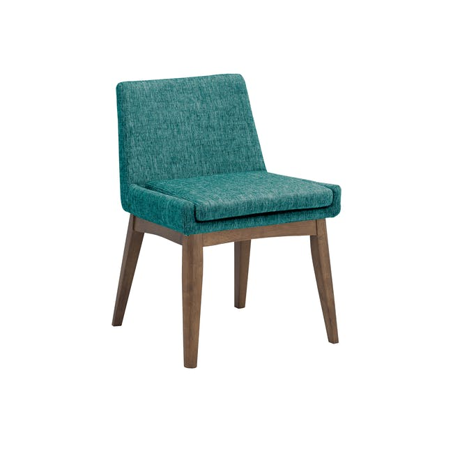 Fabian Dining Chair - Cocoa, Parsley - 0
