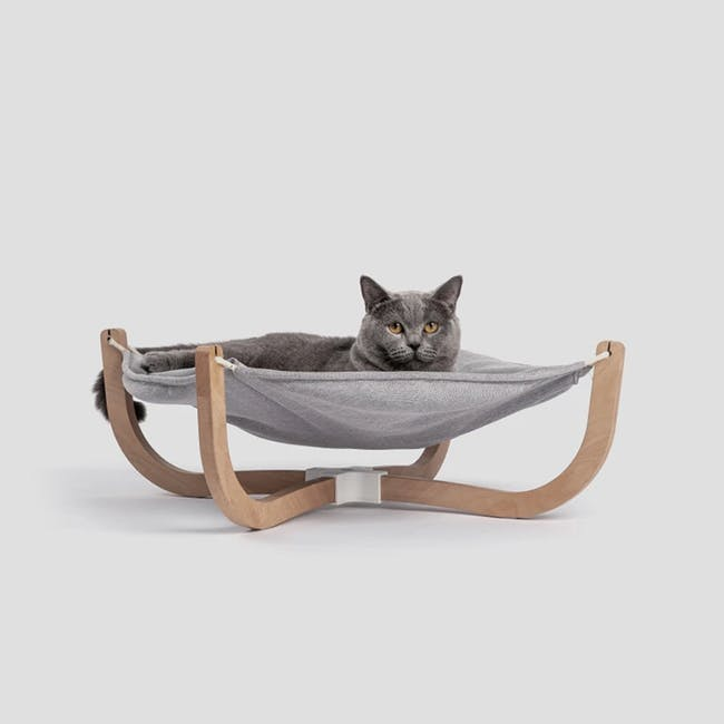 Pidan Hammock Bed with Stand - 1