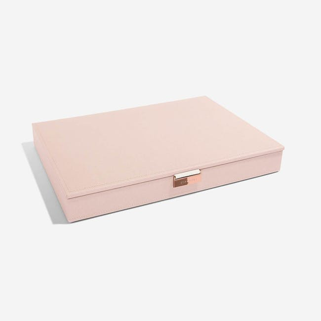 Stackers Supersize Jewellery Box with Lid - Blush - 2