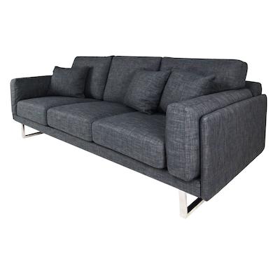 Melissa 3 Seater Sofa - Grey