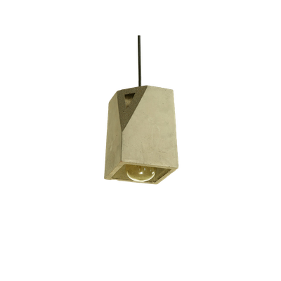 Alfie Concrete Box Lamp - Image 1