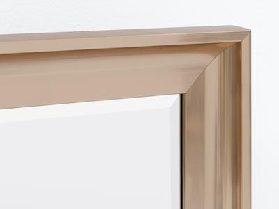 Scarlett Full-Length Mirror 70 x 170 cm - Rose Gold - Image 2