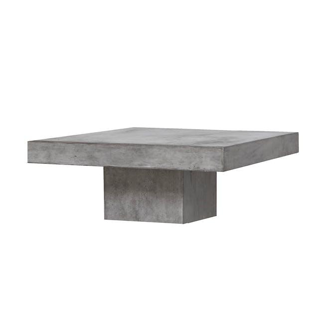 Ryland Concrete Coffee Table 1.2m - 0