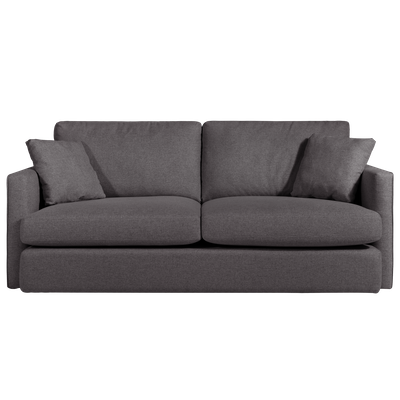 Ashley 3 Seater Lounge Sofa - Granite - Image 1