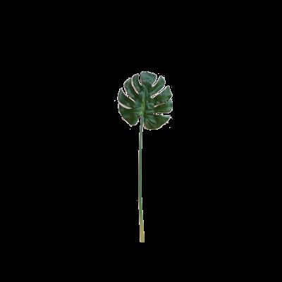Faux Monstera Leaf - Large - Image 1