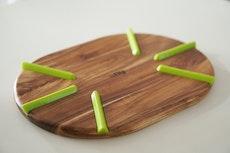 Non-Slip Chopping Board