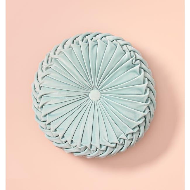 Pierogi Throw Cushion - Sage - 2