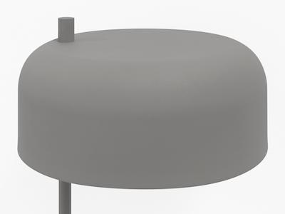 Bridget Floor Lamp - Grey - Image 2