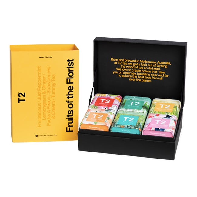 T2 Iconic Collection - Fruits of the Florist (Looseleaf) - 0