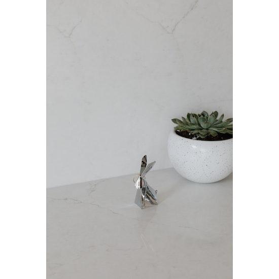 Umbra - Origami Rabbit Ring Holder - Chrome