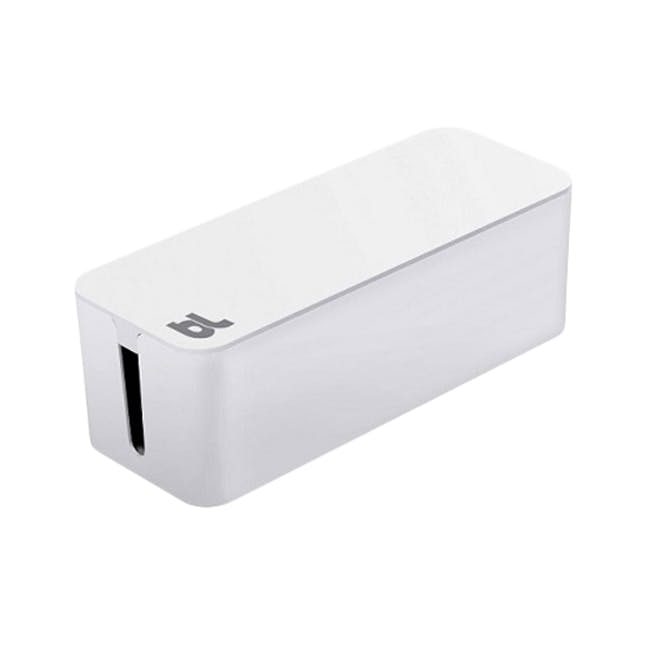 Bluelounge CableBox - White - 0