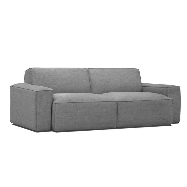 Ford 3 Seater Sofa - Slate - 0