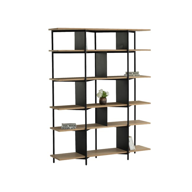 Gianna Bookshelf - 1