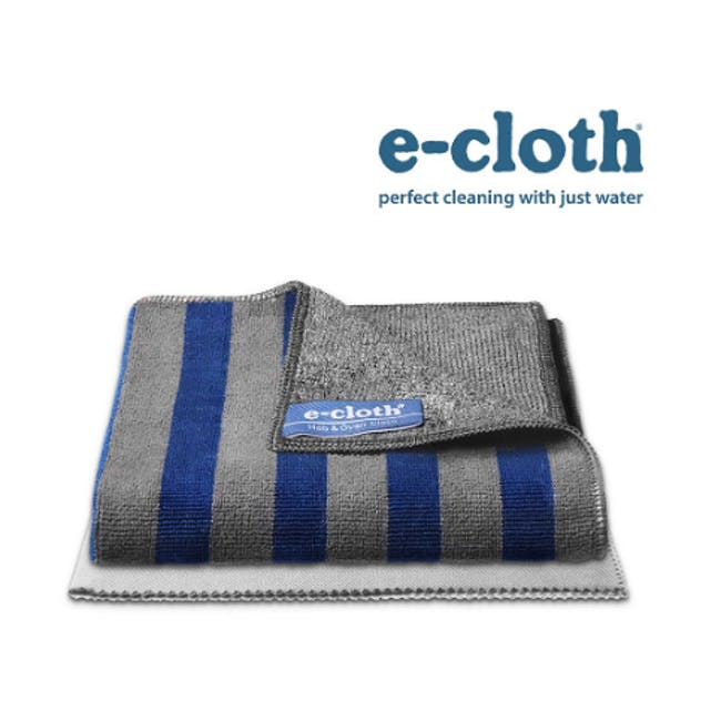 e-cloth Range & Stovetop Eco Cleaning Cloth Pack (Set of 2) - 1