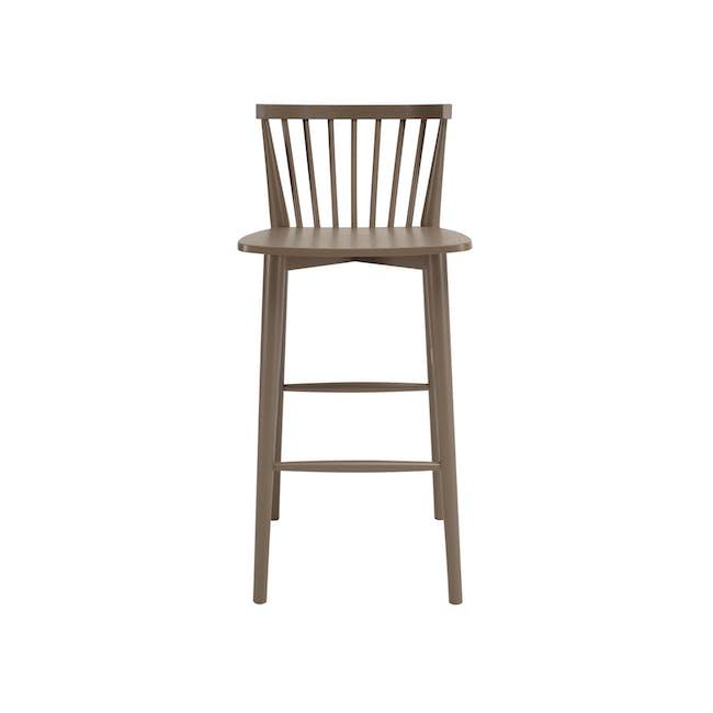 Birdy Bar Chair - Sage Green - 2