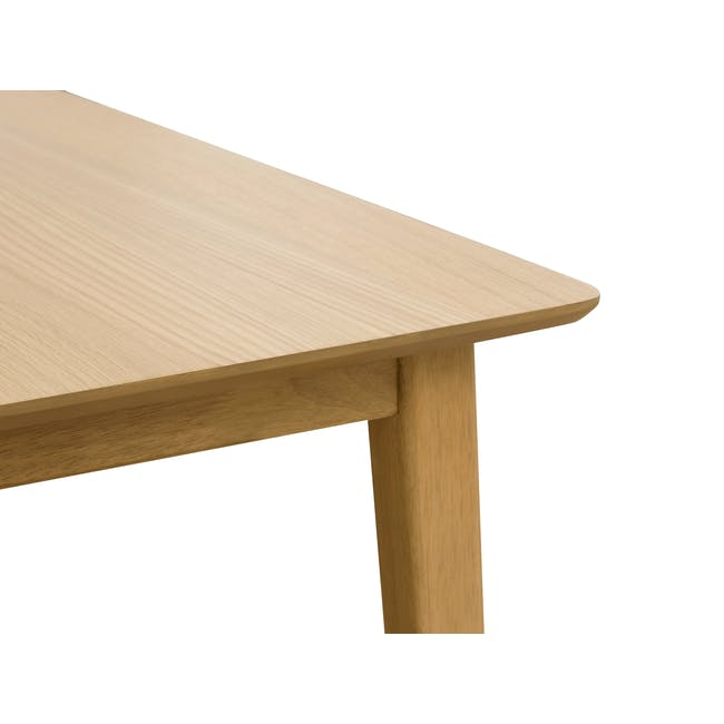 Koa Dining Table 1.5m - Oak - 3