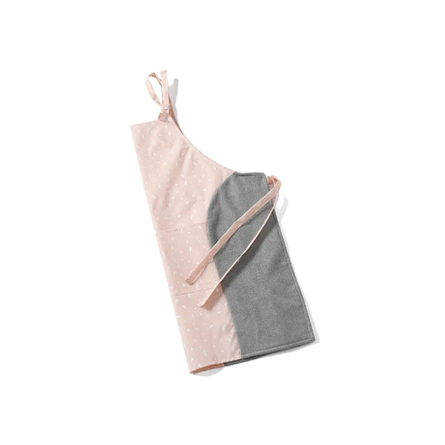 Bailey Apron - Pink - 0