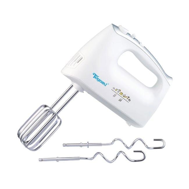 TOYOMI Hand Mixer HM 711 - 1