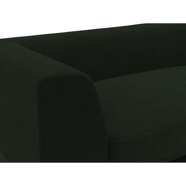 Abby 4 Seater Lounge Sofa - Olive - 9