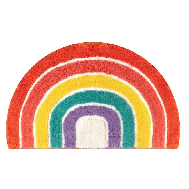 Noje Floor Mat - Rainbow - 0