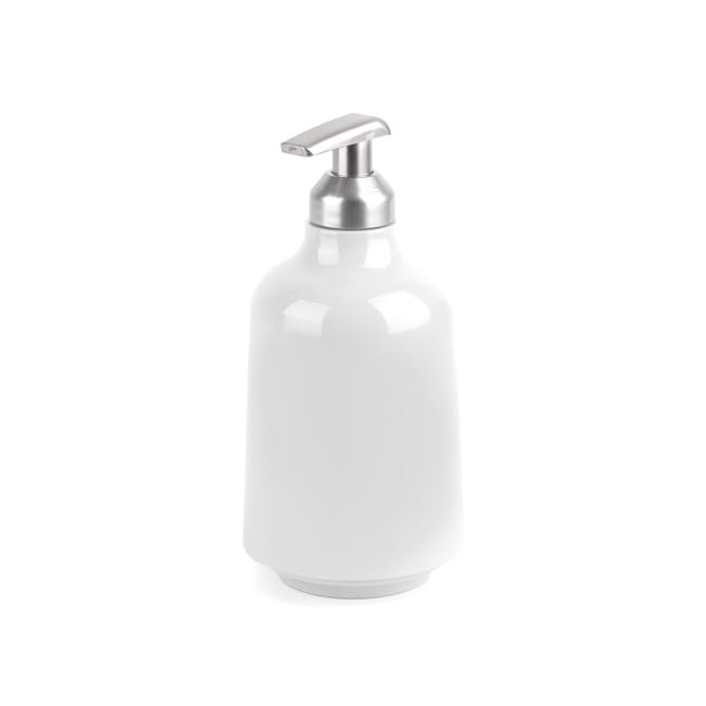 STEP Soap Pump - White - 0