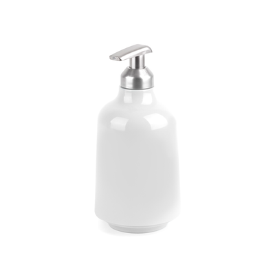 Step Soap Pump - White - Image 2