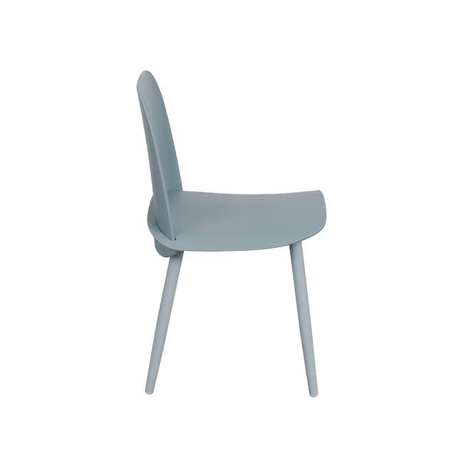 Dawson Chair - Ash Blue - 1