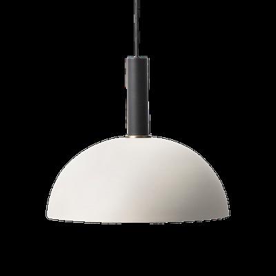 Erin Pendant Lamp - Black, Light Grey - Image 1