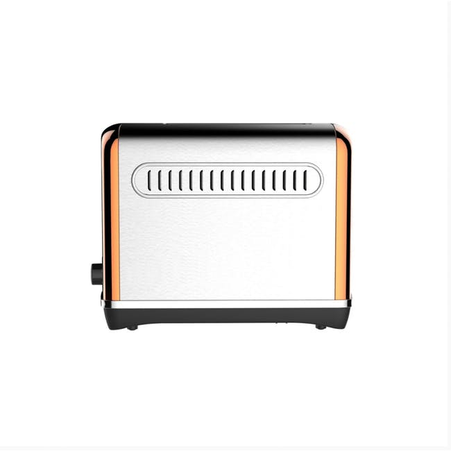 Odette Streamline 4-Slice Bread Toaster - Copper - 2