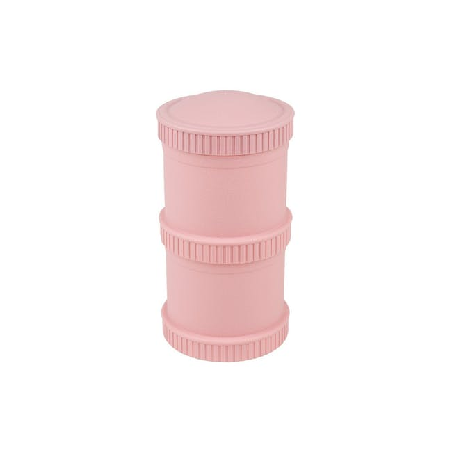 Re-Play Snack Stack Set - Blush - 0
